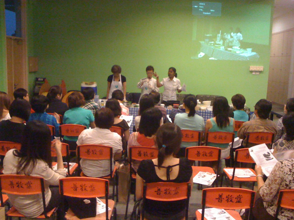 Healthy Cooking Demonstration