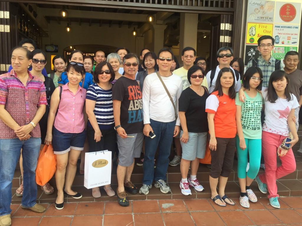 Company Trip - Melaka