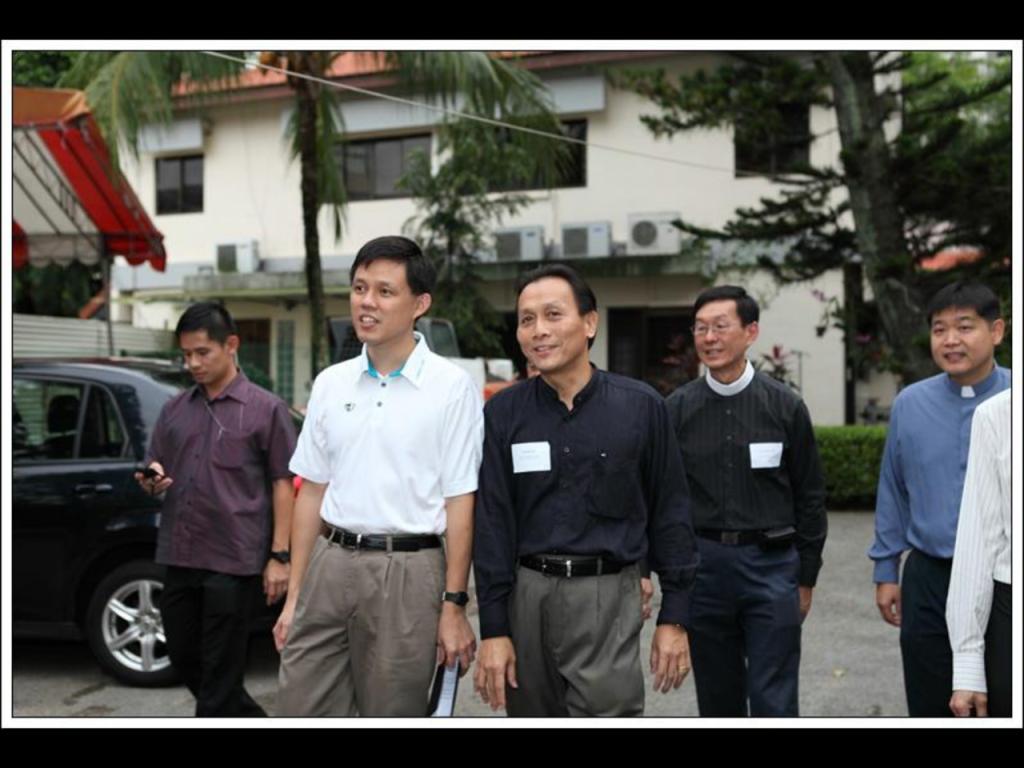With Mr Chan Chun Sing