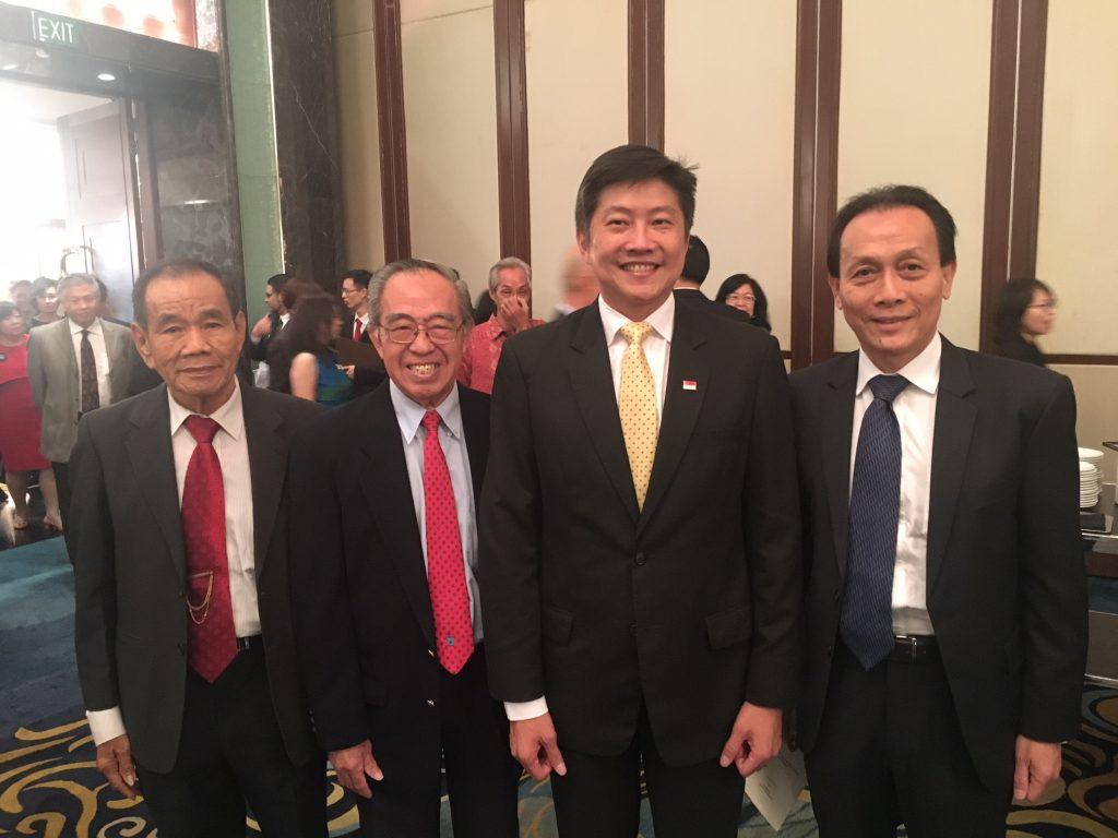 With Mr Ng Chee Meng